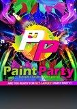 PAINTGLOW UV PAINTPARTY PAKKET 300 pers_