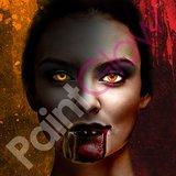 Paintglow UV Nep Bloed 10 ml_