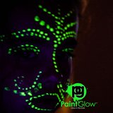 GLOW IN THE DARK Face & Body Paint  60 x 13 ml Tubes_