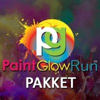 PAINTGLOWRUN of COLORRUN PAKKET