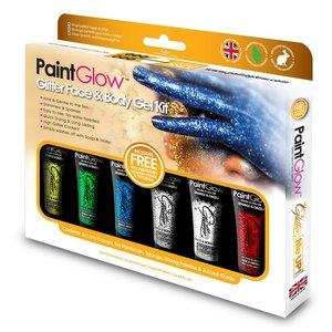 Glitter Body Gels Box Giftset