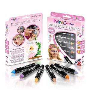 Fantasy Princess Face paint Stick Giftset
