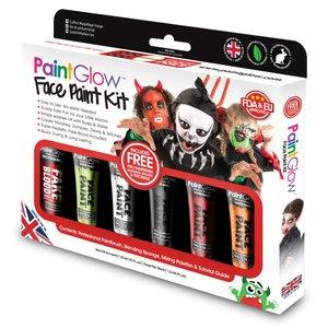 Halloween Face Paint Giftset