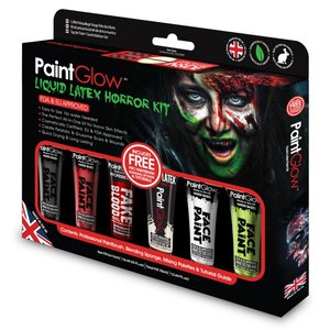 Liquid Latex Horror Giftset